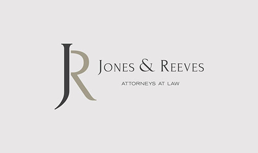 Jones & Reeves logó