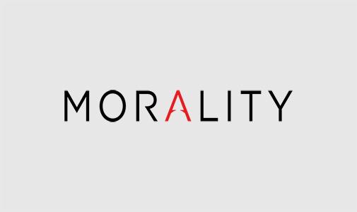 morality logó