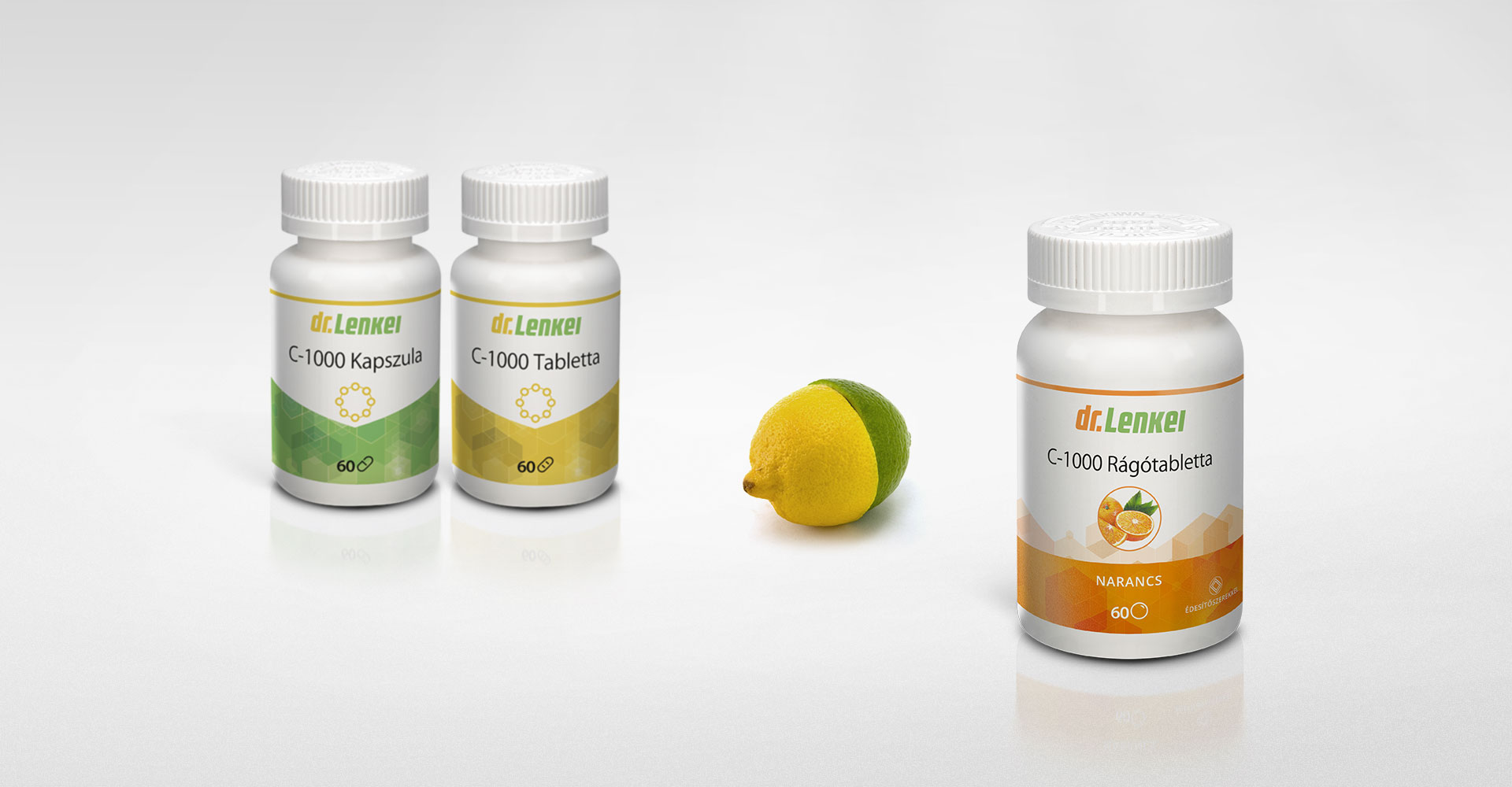 Dr. Lenkei C vitaminok