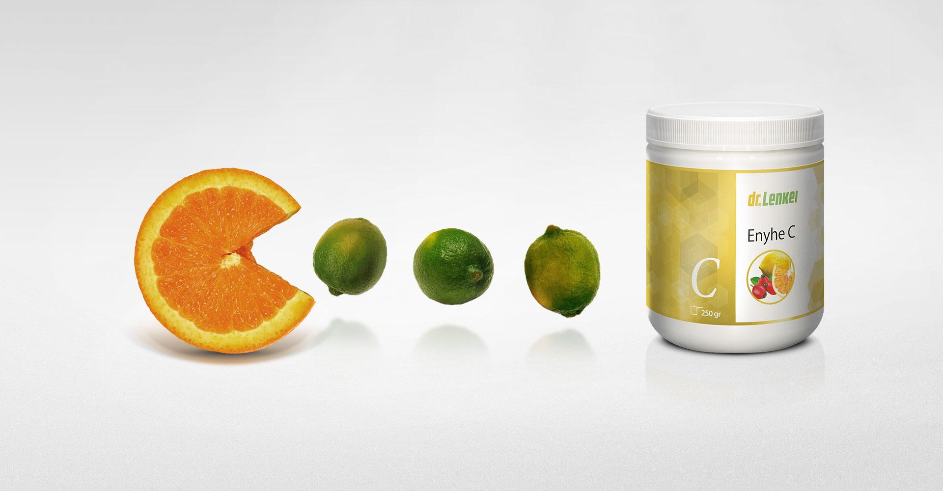 Dr. Lenkei Enyhe C vitamin