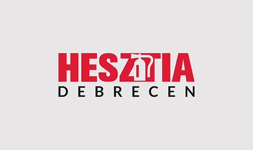 Hesztia logó