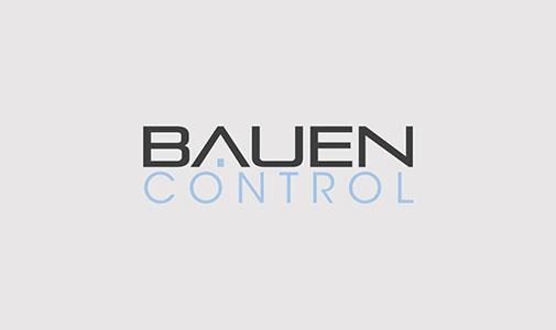 Bauen Control logó