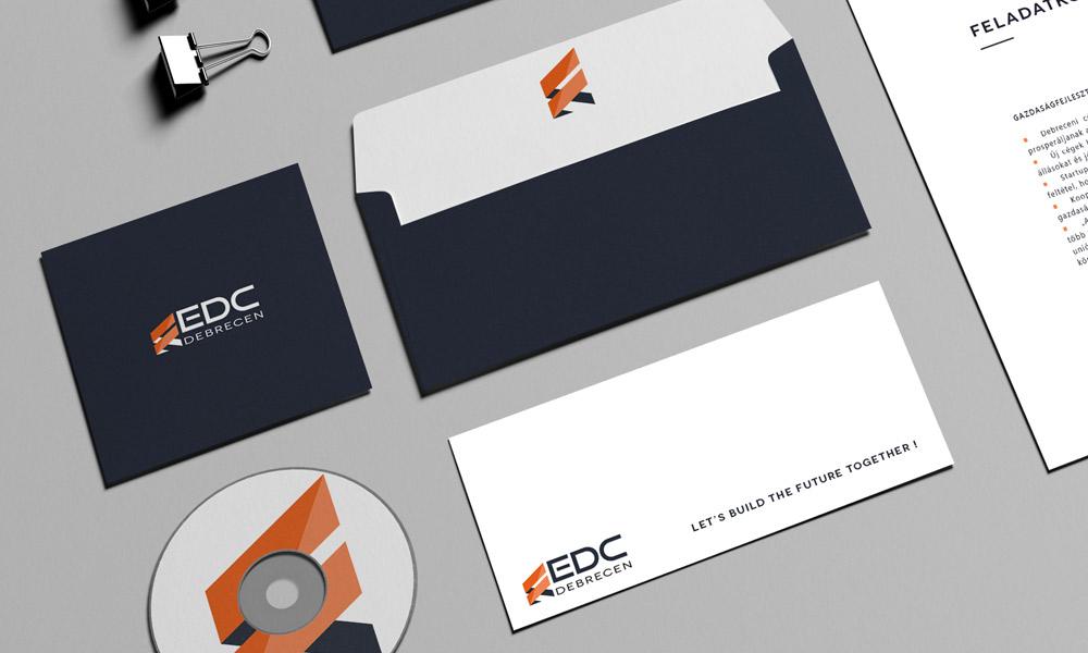 EDC Debrecen weboldal készítés